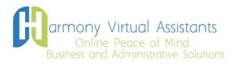 Harmony Virtual Assistants Retina Logo